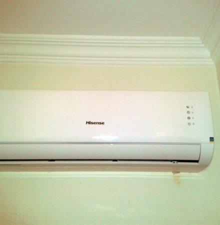 Κλιματιστικό Hisense NK 12000btu στη Βέροια