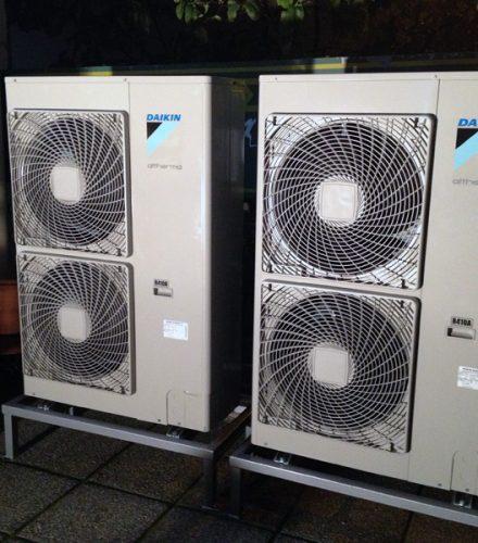 2 Αντλίες θερμότητας Daikin Altherma 11kW Υψηλών Θερμοκρασιών στη Βέροια