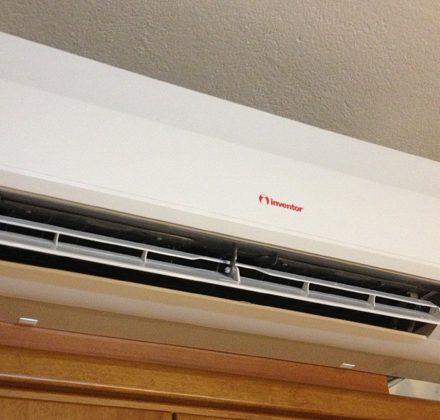 Κλιματιστικό Inventor Enjoy 12000BTU στη Βέροια