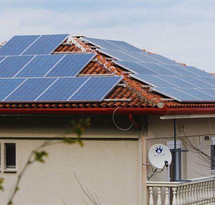 Φωτοβολταϊκό Σύστημα ισχύος 9,80kW στη Βέροια