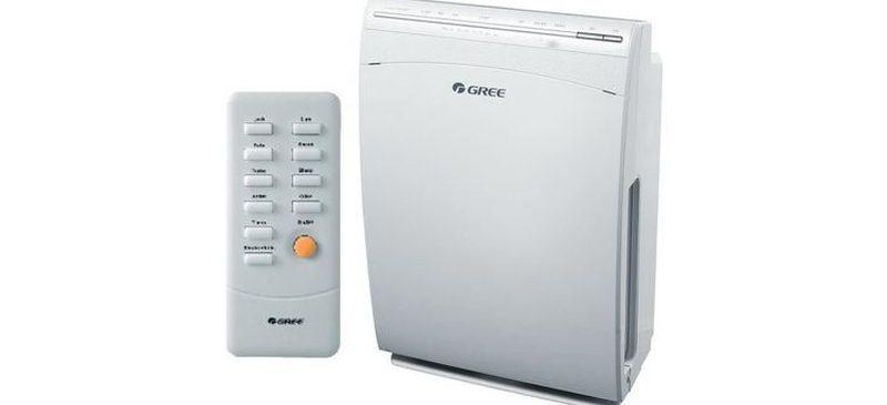Gree GCF 300 CKNA Καθαριστής Αέρα