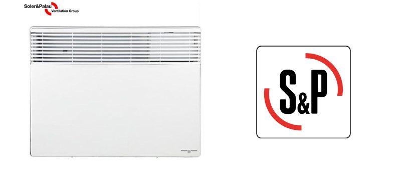 S&P Θερμαντικά πάνελ ρεύματος (θερμοπομπός)