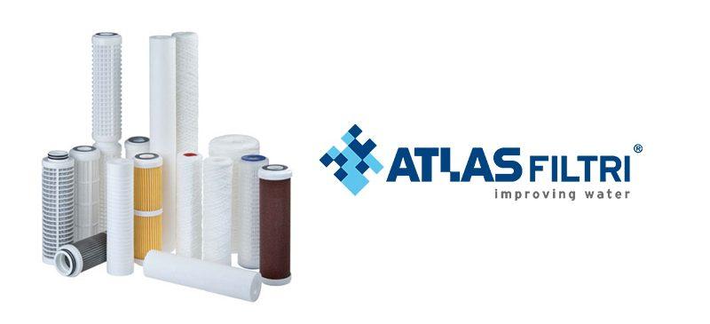 ATLAS ανταλλακτικά φίλτρα κεντρικής παροχής