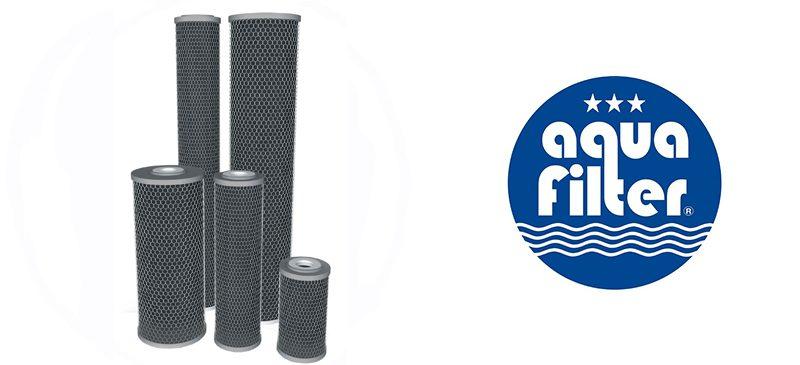 Φίλτρο Ενεργού Άνθρακα Aquafilter FCCBL-S