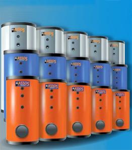 Δοχεία Αδράνειας - Boiler