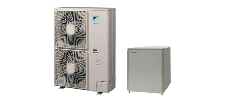 Αντλία θερμότητας Daikin Altherma HT Υψηλών Θερμοκρασιών 80c