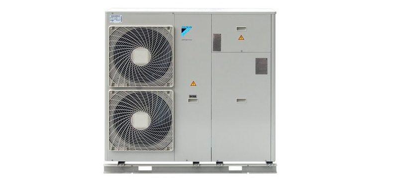 Αντλία Θερμότητας Daikin Altherma Monobloc χαμηλών θερμοκρασιών