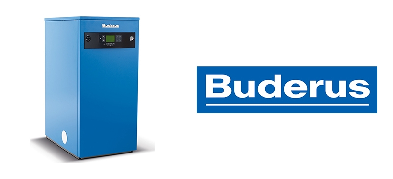 Buderus Logano plus GB105 20 & 30 KW Ατομικός λέβητας συμπύκνωσης