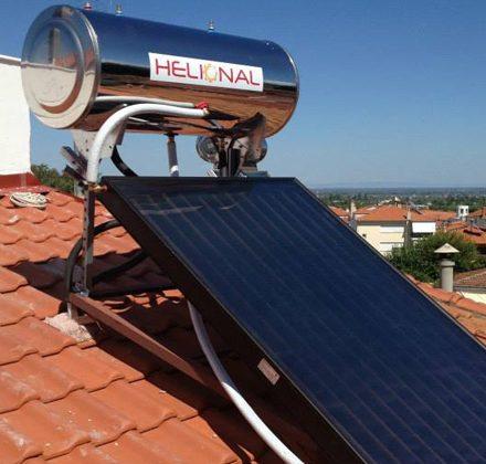 Ηλιακός Θερμοσίφωνας Helional FPS 150lt στη Βέροια