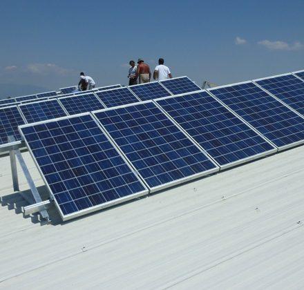 Φωτοβολταϊκό Σύστημα ισχύος 9,90kW στην Αλεξάνδρεια
