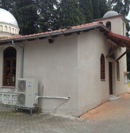 Κλιματιστικές Ντουλάπες Inventor 42.000Btu σε Ιερό Ναό στη Βέροια