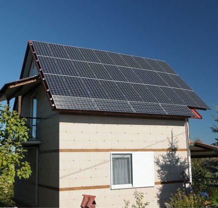 Φωτοβολταϊκό Σύστημα ισχύος 9,84kW στο Δασάκι Γρεβενών
