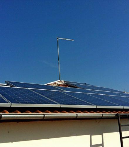 Φωτοβολταϊκό Σύστημα ισχύος 9,80kW στη Νέα Λυκογιάννη Ημαθίας