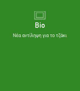 Τζάκια Βιοαιθανόλης