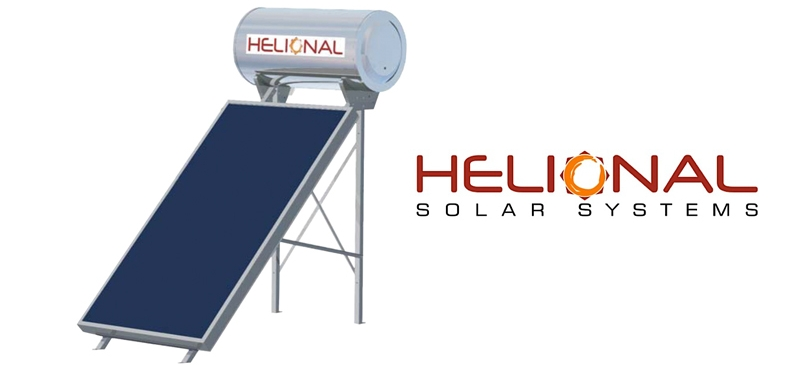 Ηλιακοί Θερμοσίφωνες Helional HMS
