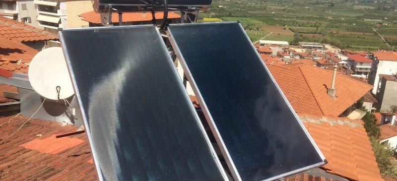 Ηλιακός Bartec 200lt στη Βέροια
