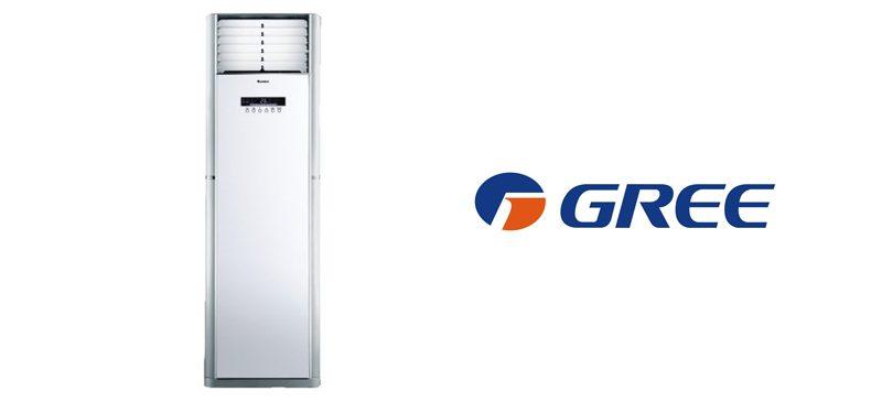 GREE Κλιματιστική Ντουλάπα DC Inverter GRF – 481 EI/3JA – N2