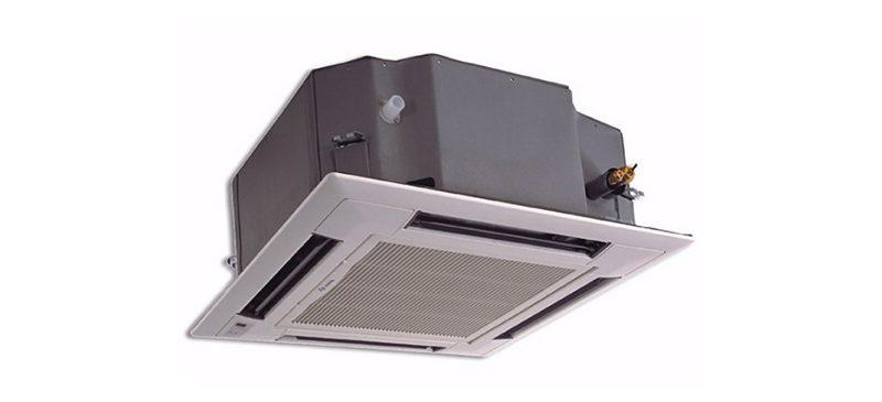 Κασετες Ψευδοροφης 4ων Kατευθύνσεων R410a DC Inverter