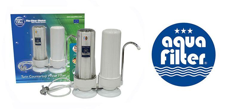 Φίλτρο Άνω Πάγκου Aquafilter Countertop FHCTF2