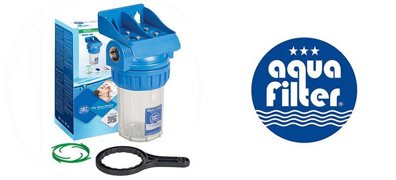 Φίλτρο Νερού Κεντρικής Παροχής 5″ Aquafilter FHPR5-WB – 1/2″