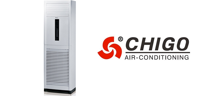 CHIGO Titan DC Inverter Ντουλάπα CF-120W6A 41.000Btu
