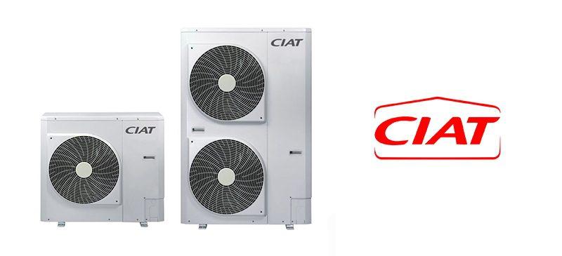 Αντλία Θερμότητας CIAT EREBA Monobloc 60⁰C