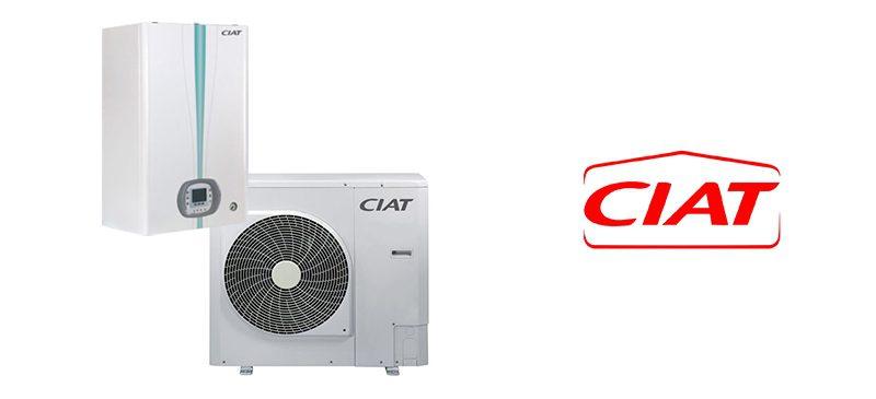 Αντλία Θερμότητας CIAT YUNA II Split 60⁰C