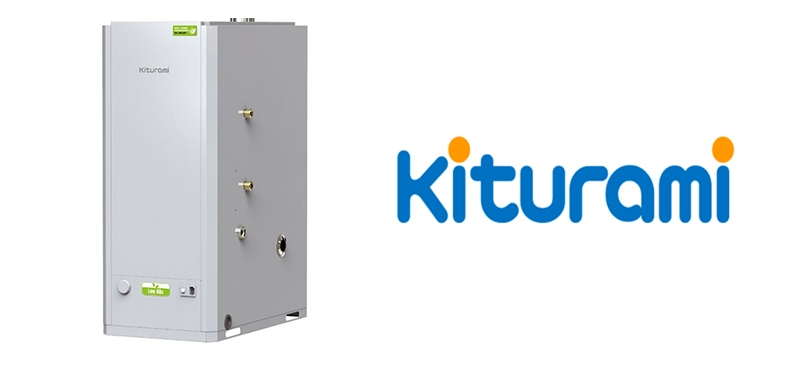 New KITURAMI TURBO CONDENSING Low NoX
